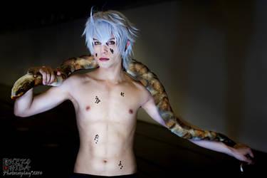 Snake Cosplay, Kuroshitsuji