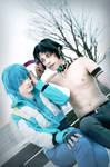 Nice song.. But can we just fuck? Ren/Aoba Cosplay