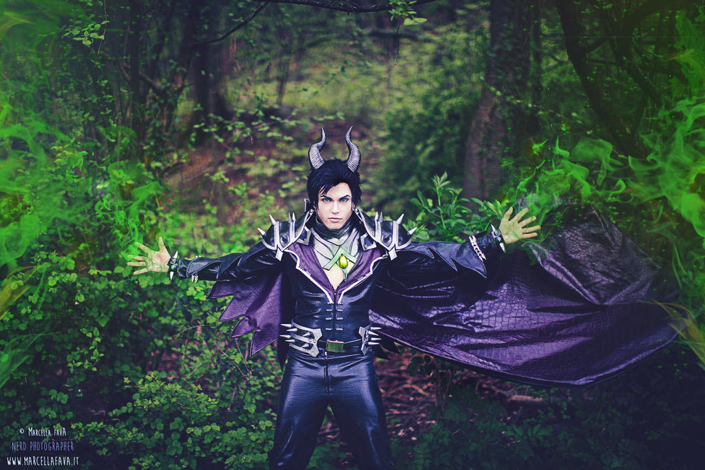 maleficent genderbend cosplay by - photo #1