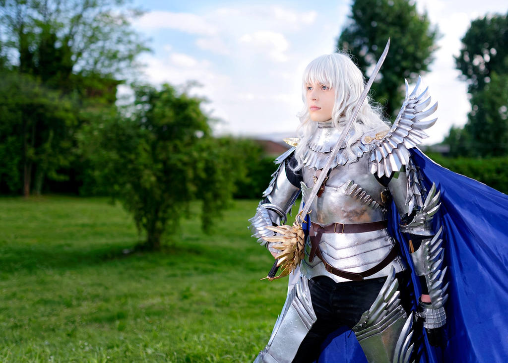 Griffith Cosplay, Berserk by hakucosplay