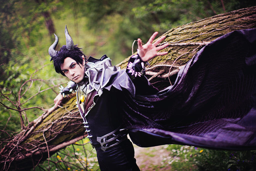 maleficent genderbend cosplay by - photo #9