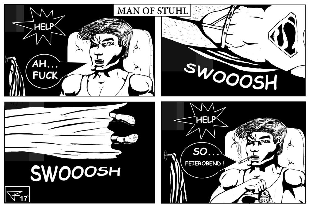 Superman Comic Funny By Eggepetzer On Deviantart