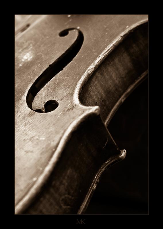Violin by mkev