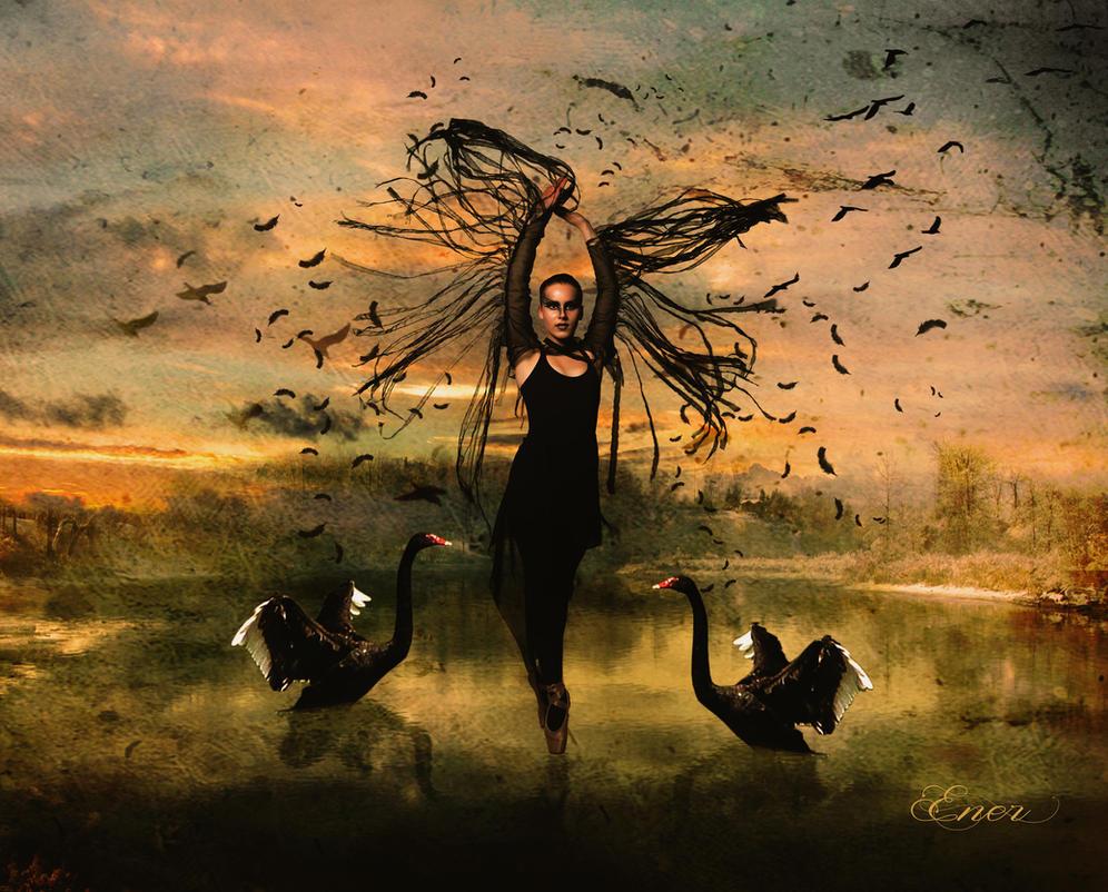 The Black Sawn Princess by Energiaelca1