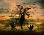 The Black Sawn Princess