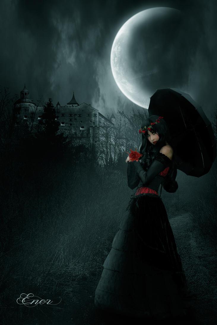 Romantic Moon by Energiaelca1