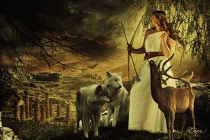 Artemis by Energiaelca1