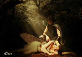 Titania Dreams by Energiaelca1