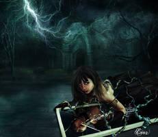 Seven Deadly Sins    Vanity by Energiaelca1