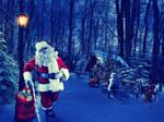 Santa's Office