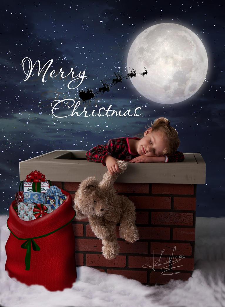 Waiting Santa by Energiaelca1
