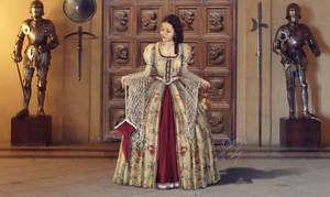 Fiesta Claudia- Sewing a dress