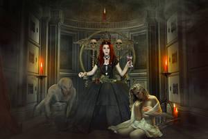 Vampire Queen by Energiaelca1