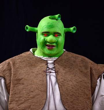 Cursed Shrek Image By Hamsterman55 On Deviantart