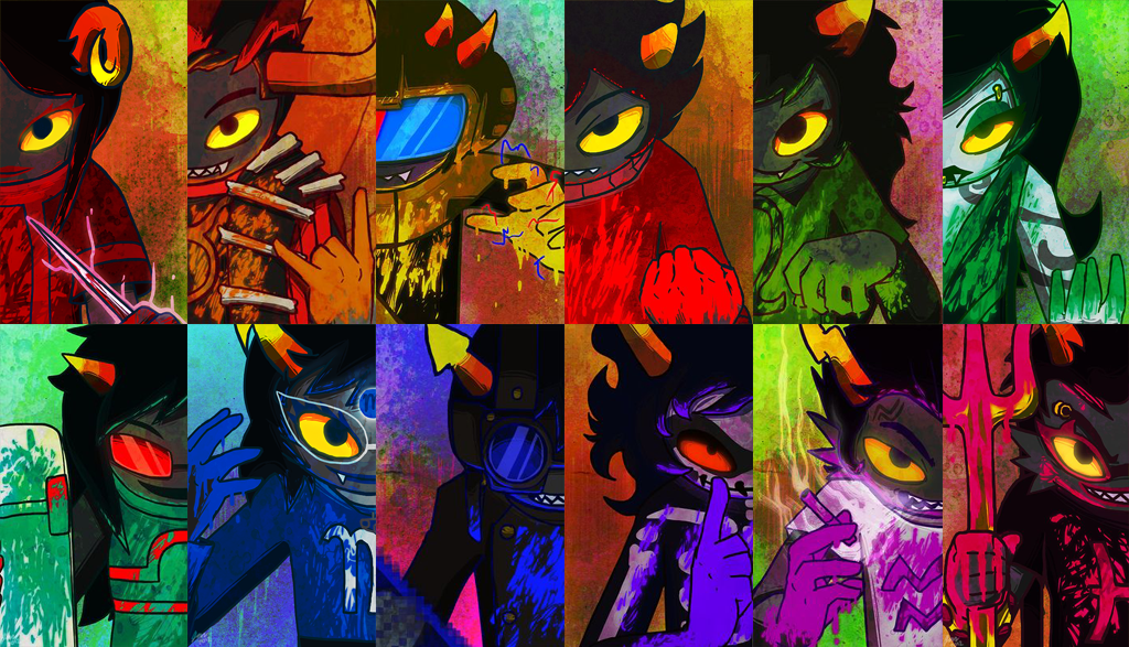 Homestuck Wallpaper By Pasquiorra