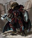 Dragonborn Paladin Kosh