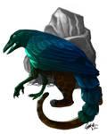 Crow Gryphon