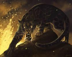 Ash Leopard by CharReed