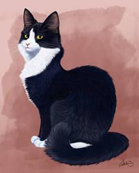 Loretta Portrait by CharReed