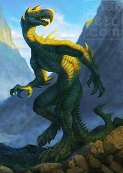 Animorphs Hork Bajir Concept