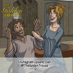 The Golden Troupe: Friends
