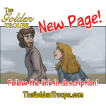 The Golden Troupe: More Than Friends by CharReed