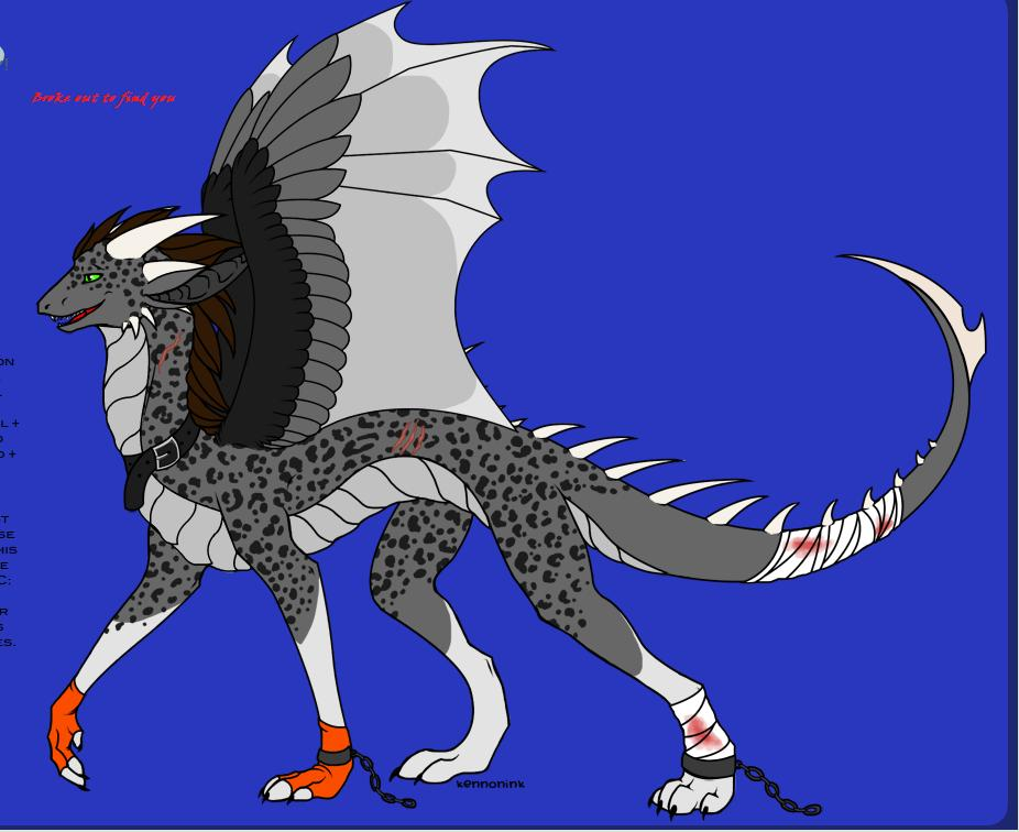 Dragon Jack by Sexy-Slender-Dragon