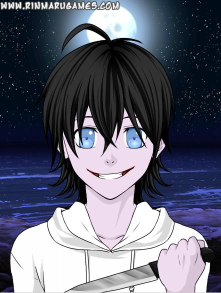 Jeff the Killer by Sexy-Slender-Dragon