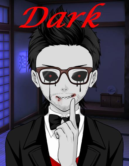Darkiplier by Sexy-Slender-Dragon
