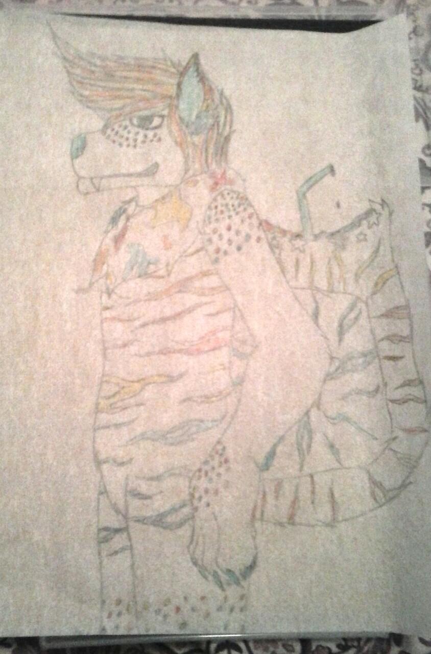 Art trade - 7 by Sexy-Slender-Dragon