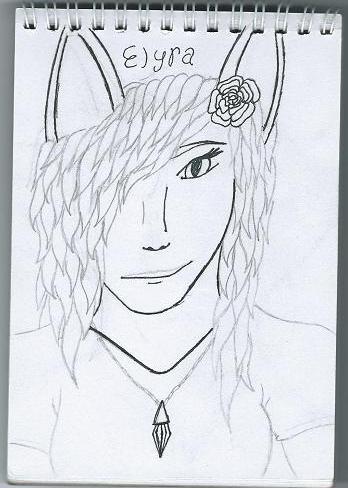 Elyra by Sexy-Slender-Dragon