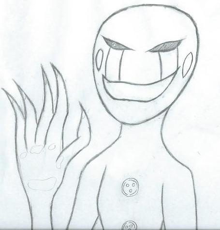 FNAF 2: Marionette by Sexy-Slender-Dragon