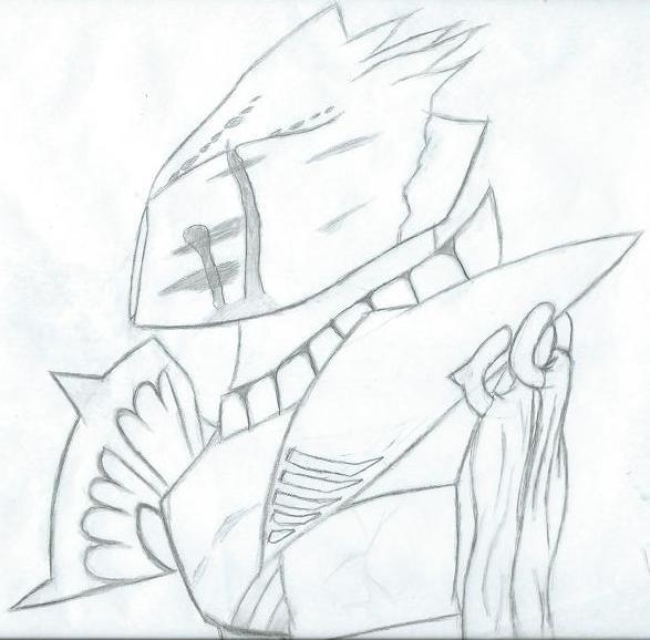The Darkblade by Sexy-Slender-Dragon