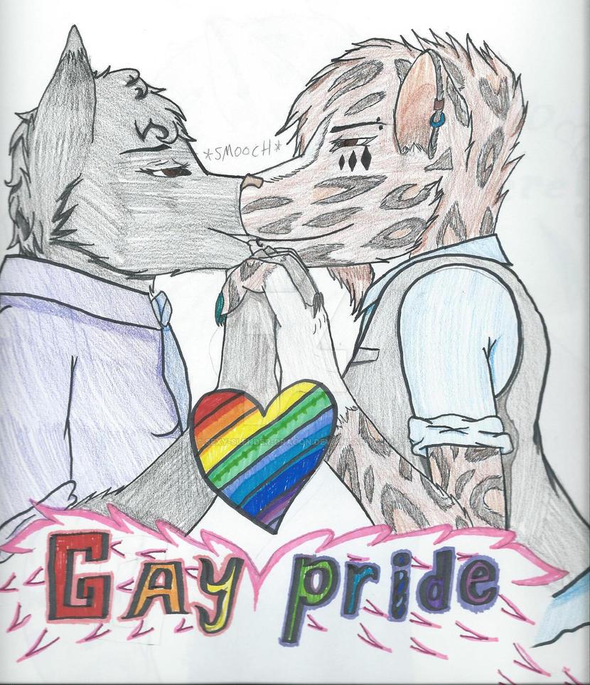 Gay Pride by Sexy-Slender-Dragon