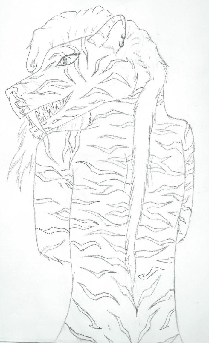 Tigeraira by Sexy-Slender-Dragon
