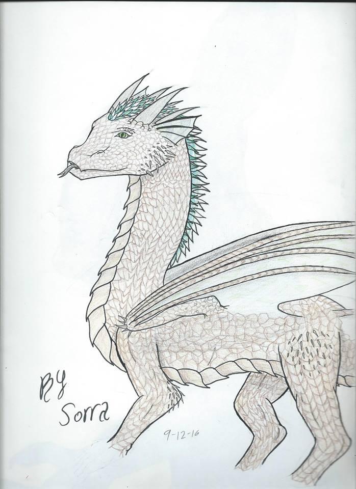 Earth Dragon by Sexy-Slender-Dragon