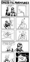 Dredd-ful Adventures