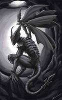 6 wing demon by IZRA