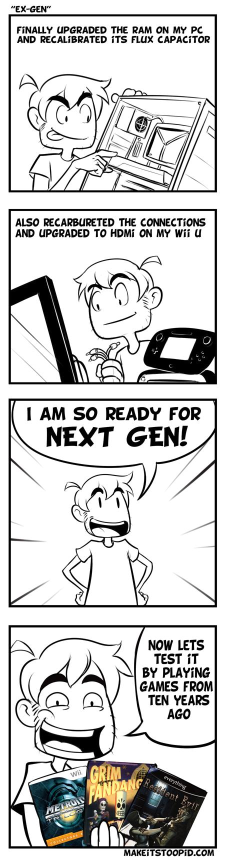 ex-gen by IZRA