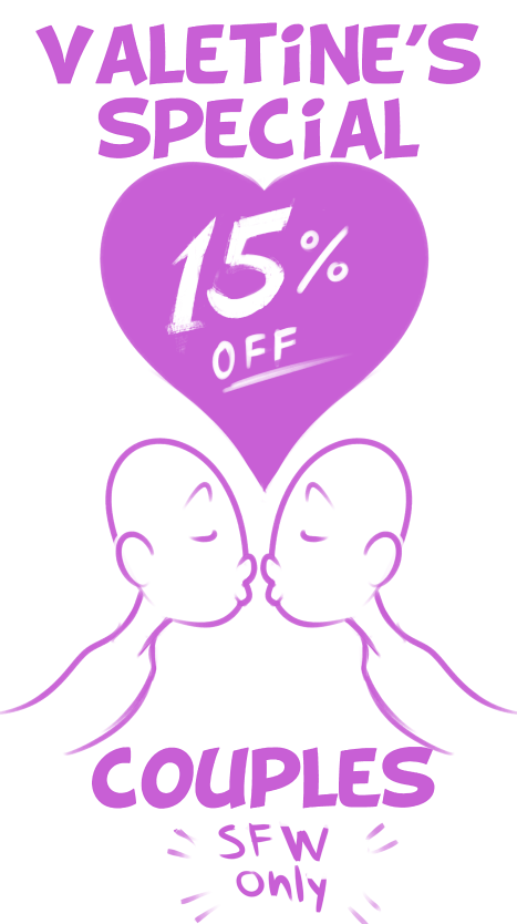 VALENTINES SPECIAL by IZRA