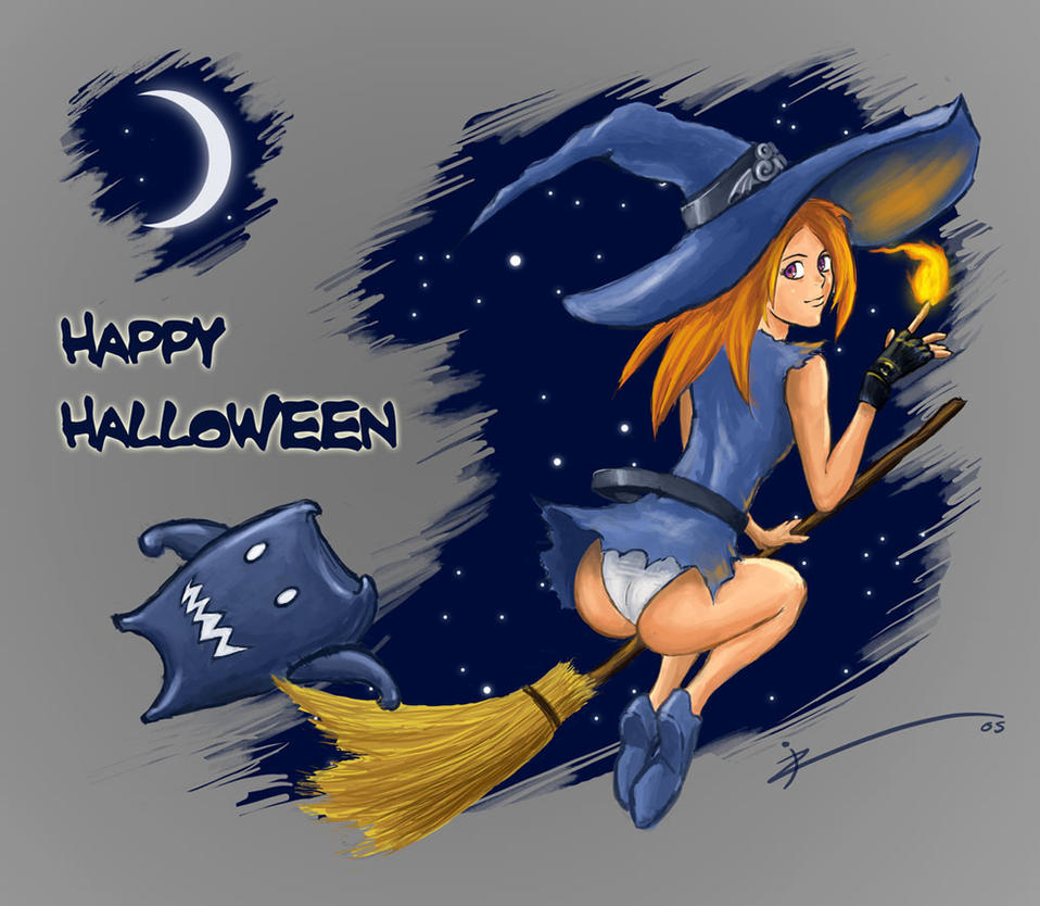 Happy Halloween 2005 by IZRA