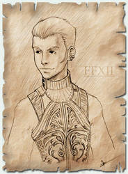 Balthier by IZRA