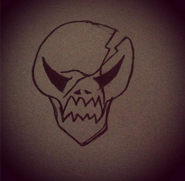 Skull by Art-of-Sorrows