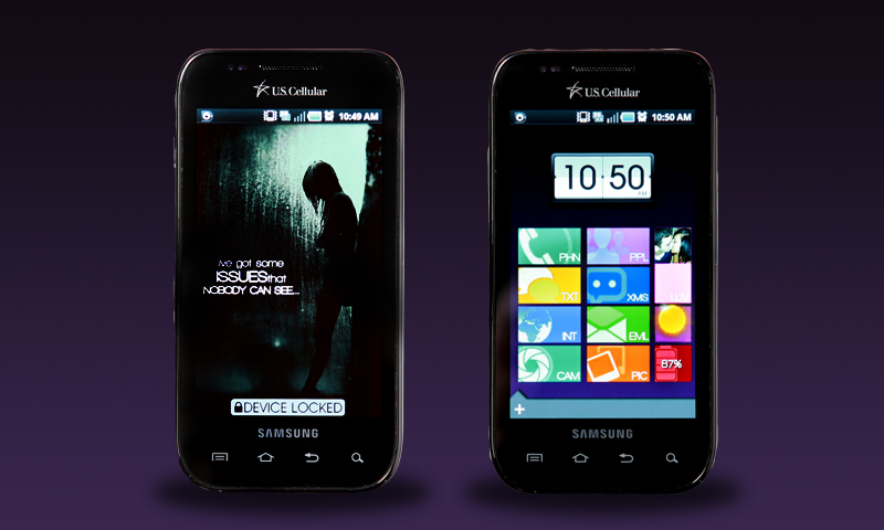 W8 Theme by phat94probe
