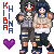 Icon- KibaHina by Misshy