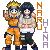 Icon- NaruHina by Misshy
