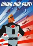 Mr Incredibles Poster