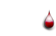 Blood drop - animated png test by pwnies