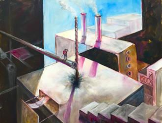 Industrialized Unconscious