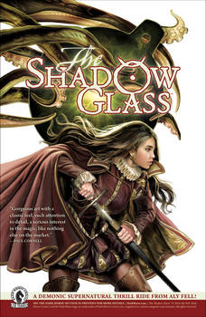 'The Shadow Glass' - first publicity